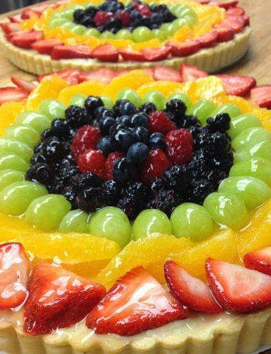 Cornwall Website Fruit Tarts